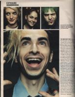 Jimmy Urine, in a magazine?? by LoOmBoy