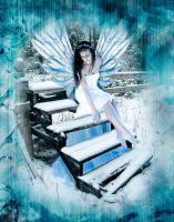 A Winter Fairy by Tigerygurl