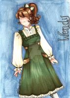 Wendy Darling by hobbit-katie