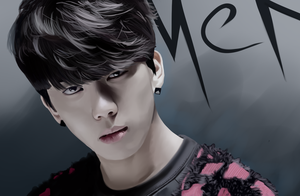 B.A.P: Youngjae No Mercy by Quitoxica