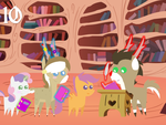2014 Advent Day 10 by bronybyexception