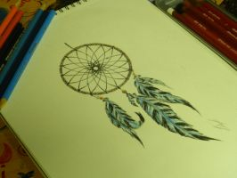 Dream Catcher by 55thdemongage