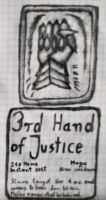3rd Hand of Justice by Maslord