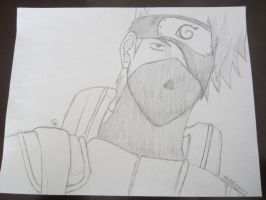 Kakashi Hatake 4 by carebear19364