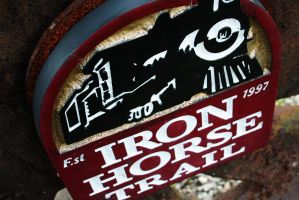Iron Horse Trail tribute by chirilas