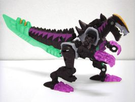 Trypticon Digibash by Air-Hammer