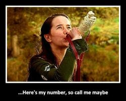 Narnia Susan Call Me Maybe by elphabaevitaeponine
