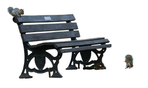 Bench 4780 by akio-stock