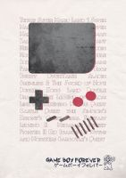 Game Boy Forever by MiyuProject