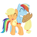 AJ and RD by thecoltalition