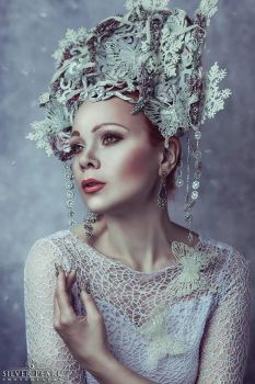 Frost Princess II by Silver-Pearl-Photo