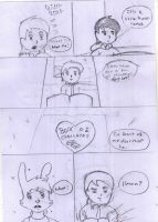 Rabbit TF Comic Part 1(Point Commission) by Artooinst