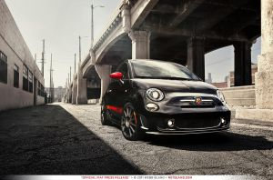 2012 500 Abarth 14 - Press Kit by notbland