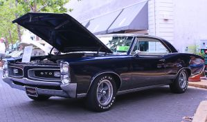 Blue GTO by StallionDesigns