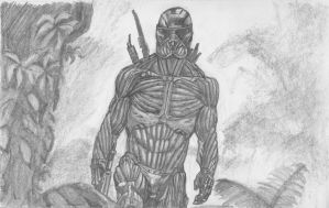 Crysis 3 by ravens-claws