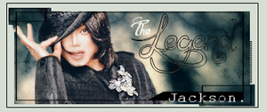 Michael Jackson - The legend by ButterFly-Away