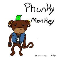 Dat Phunky Monkey by Angry-Popcorn