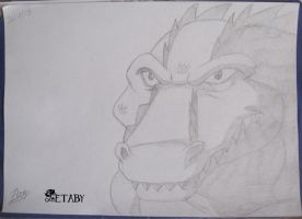 Leatherhead 2003 TMNT 2 by Zetaby2594