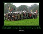 Immigration Services by Dewfooter