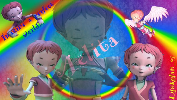 Life among rainbows: Aelita by Lyokofan97
