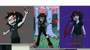 Terezi Improvement by CandyClouds22