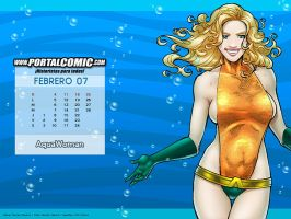 AquaWoman by PortalComic