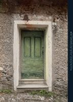 Balestrino Door by kuschelirmel-stock