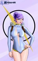 Dynamo Girl 01 by afterlife