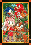 SONIC BOOM : Let's welcome new friends by Tiara-C
