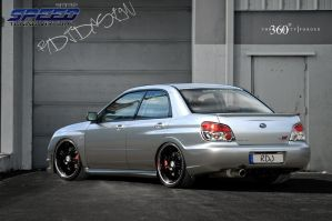 Subaru by RDJDesign