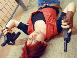 Claire Redfield - WKD4496 by RedfieldClaire
