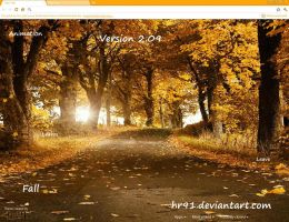 Fall Animation theme v 2 by hr91