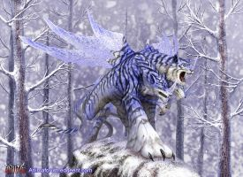Anima: Arctic Chimera by Wen-M