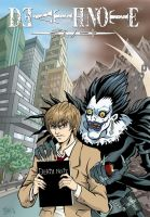 Death Note by DarkKnight81