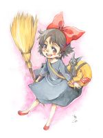 Kiki version two by lince