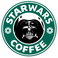 Star Wars Coffee by Razor-the-Fox