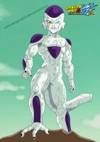 frieza Finished1 by kingvegito