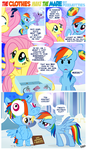 The Clothes Make The Mare by PixelKitties