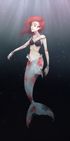 Mermaid by Ange4l