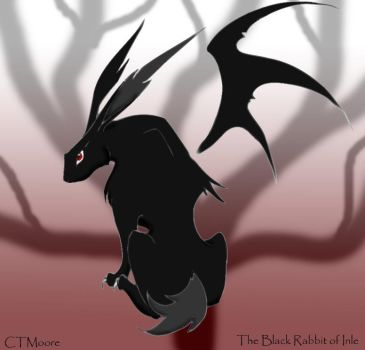 The Black Rabbit of Inle by SkyTides