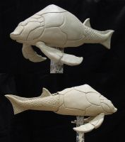 Pterichthyodes by blackpanda