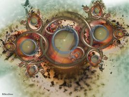 fractal rings by trixante