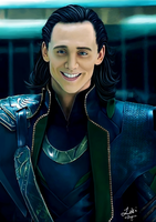 Loki's Smile by Rhyara