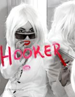 Me as Lady Gaga - Hooker by ssGoshin4