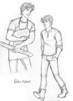 Peeta Mellark by Catching-Smoke