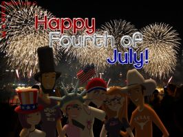 Happy Fourth of July 2012 by daanton