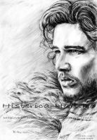 You know nothing, Jon Snow by Histerica-Haruko