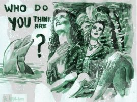 Who do you think by peileppe
