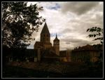 The Tower of Cluny by Bee-Myself