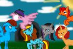 Group by SpiralTailTheWolf